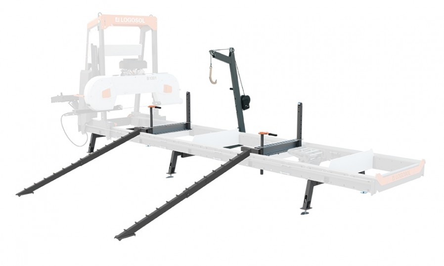 Log Handling package, B751 PRO