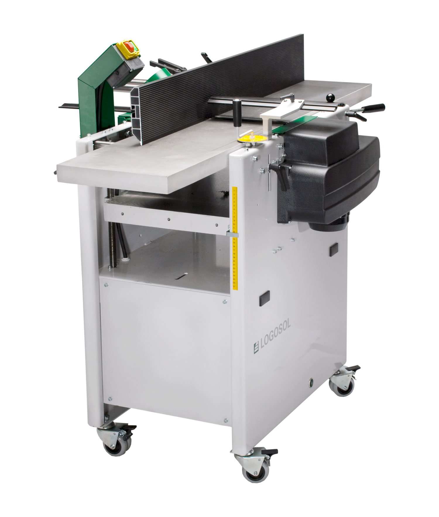 Sawmill Machinery - Jointer/Planer thicknesser H410 - Logosol